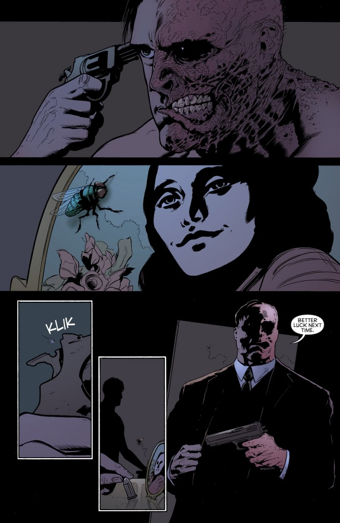 Batman and Robin (2011-) - Two-Face 024-003