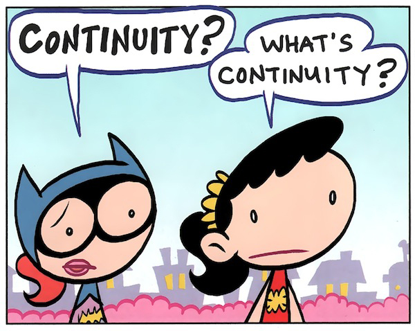 continuity header blog