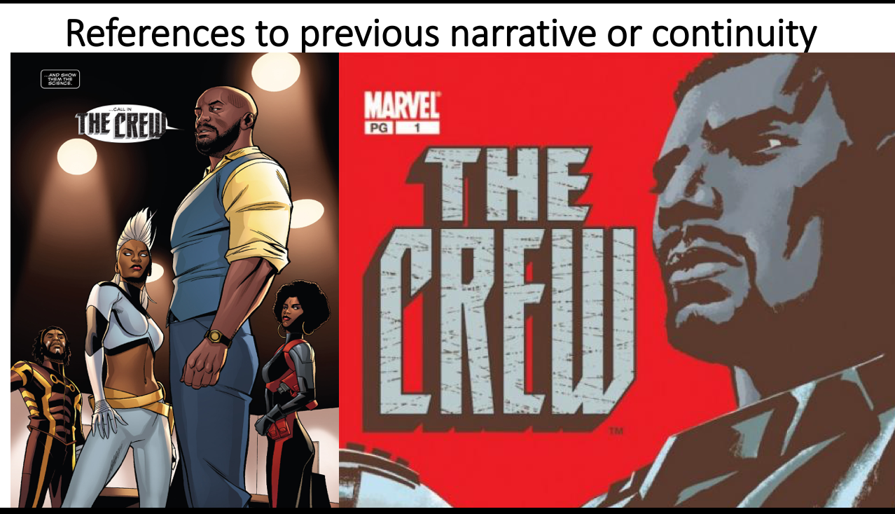 The Crew Black Panther