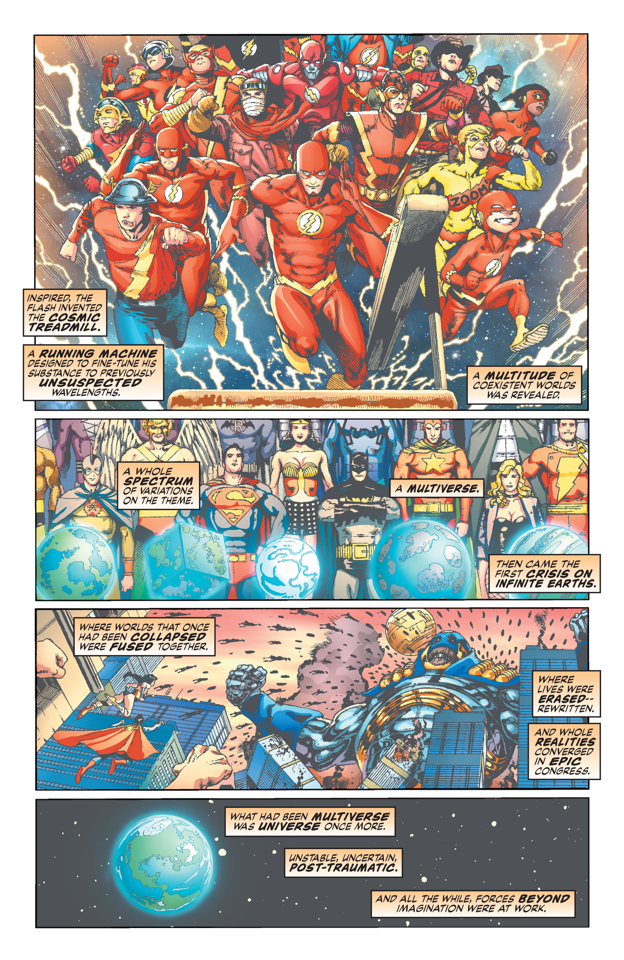 The Multiversity - Guidebook (2014-) 001-019
