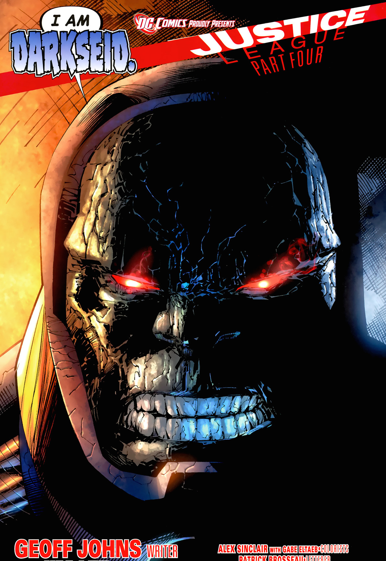 I AM DARKSEID