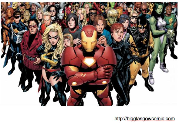 Marvel U