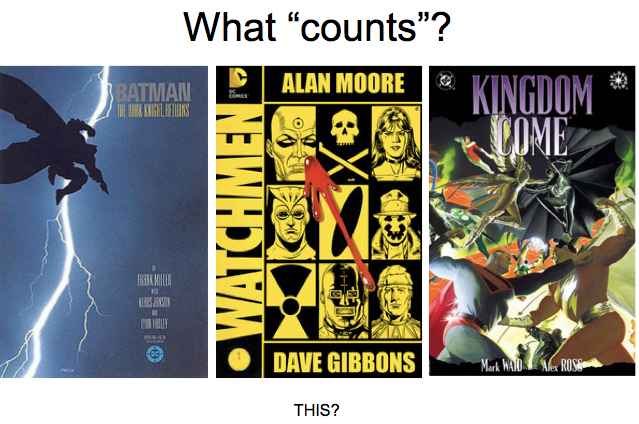 what counts? watchmen