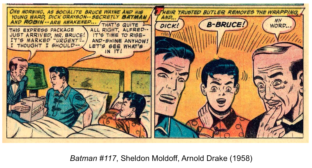 gay batman and robin