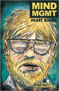 mind mgmt vol 6 kindt